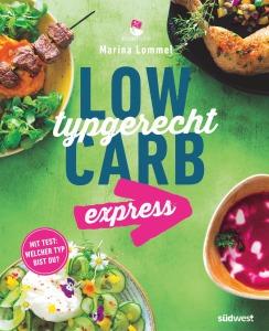 """Rezension zu """"low carb typgerecht express"""" von Marina Lommel"""
