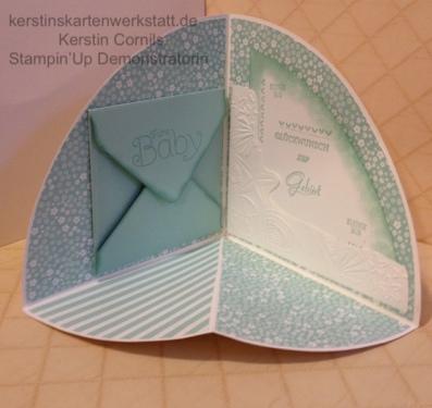 Rohbau Circel Fold Up Card 4