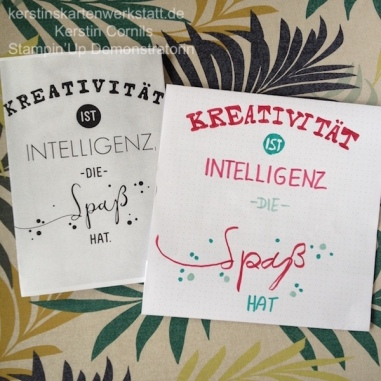 Wortwerkstatt Kreativität
