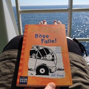 Buch: Gregs Tagebuch 9 Böse Falle von Jeff Kinney