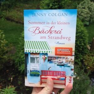 Cover: Sommer in der kleinen Bäckerei am Strandweg von Jenny Colgan