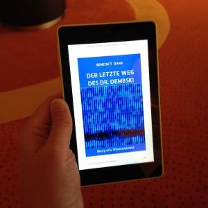 Ebook: Der letzte Weg des Dr. Dembski von Benedict Dana