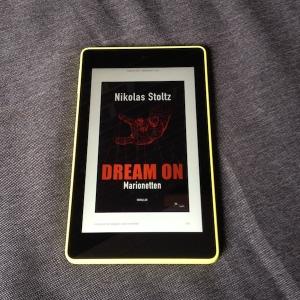 Rezension zu: Dream On Marionetten von Nikolas Stoltz