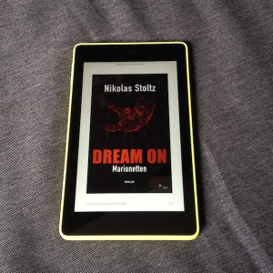 Rezension zu: Dream On Marionetten von Nikolas Stoltz