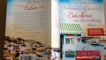 Jenny Colgan Sommerküche : Rezension: die kleine sommerküche am meer von jenny colgan
