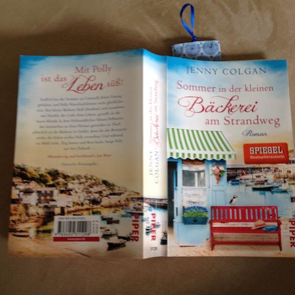 Rezension: Sommer in der kleinen Bäckerei am Strandweg von JennyColgan