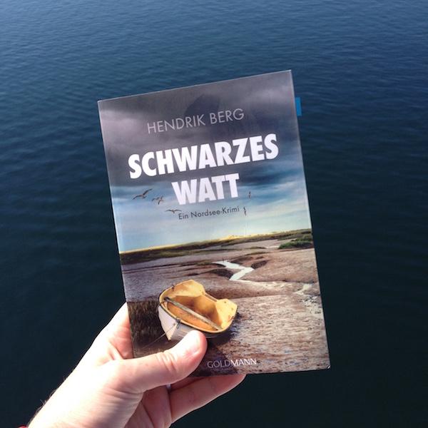 Buch: Schwarzes Watt von Hendrik Berg