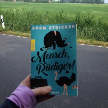 Rezension zu Mensch Rüdiger von Sven Stricker