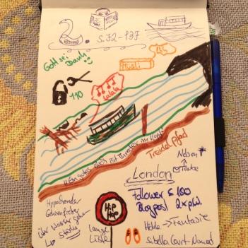 Bücherboot 2. Leseabschnitt