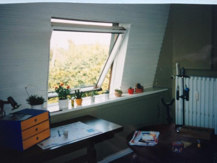 Mein Platz in Neumünster 1998
