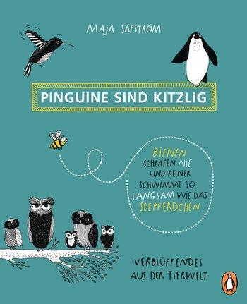 Cover Pinguine sind Kitzelig von Maja Säfström