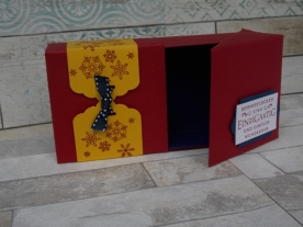 Weihnachten Klappbox groß 2