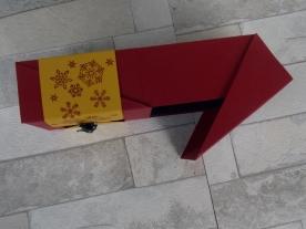 Weihnachten Klappbox groß 3