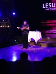 Wladimir Kaminer auf der Aida Diva 2017 a