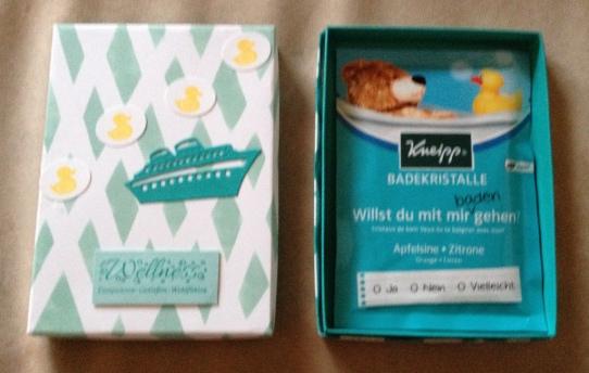 Box für Badesalz 2