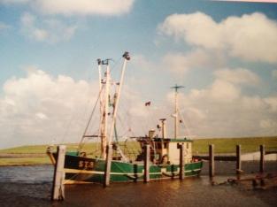 Nordland 2002: im Hafen