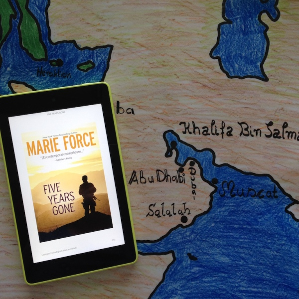 Five Years Gone von Marie Force