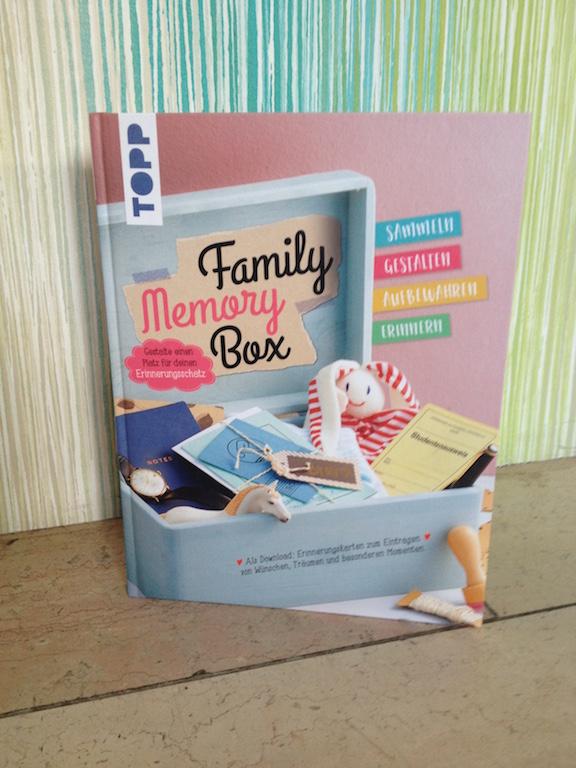Cover vom Buch: Family Memory Box aus dem Frechverlag