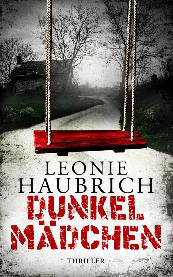 Cover: Dunkelmädchen von Leonie Haubrich
