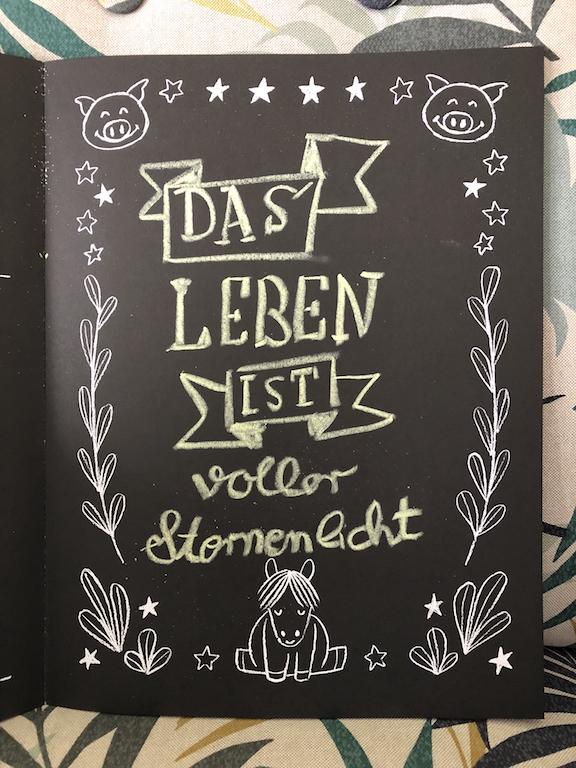 Rezension: Chalkbord von NorbertPautner