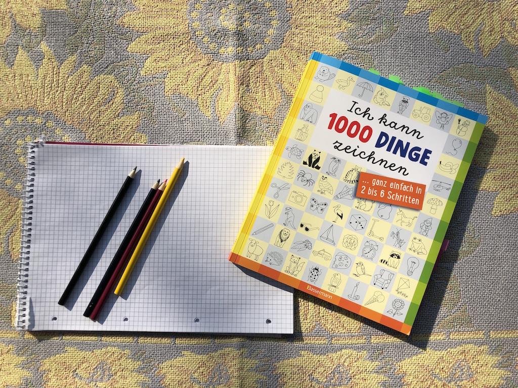 Rezension: Ich kann 1000 Dingezeichnen