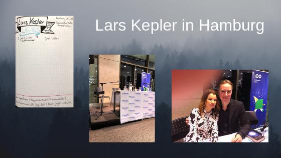 Lesung: Lars Kepler
