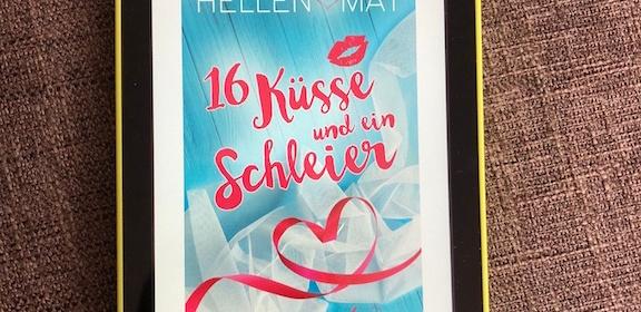 16 Küsse und ein Schleier von Hellen May eBook