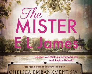 Cover Hörbuch The Mister von EL James