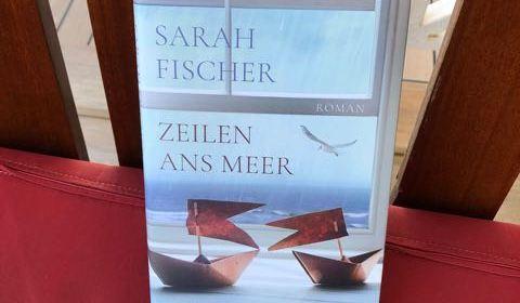 Zeilen ans Meer von Sarah Fischer
