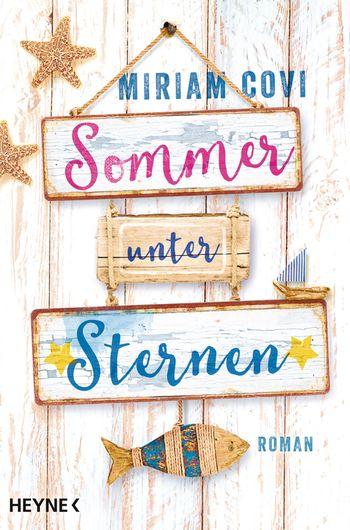 Rezension: Sommer unter Sternen von MiriamCovi