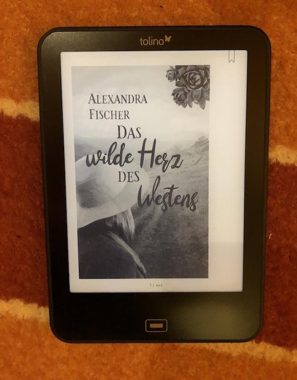 Das wilde Herz des Westens von Alexandra Fischer ebook