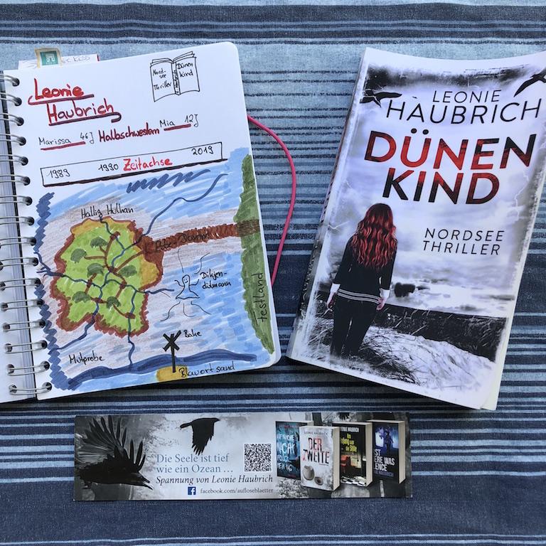 Rezension: Dünenkind von LeonieHaubrich