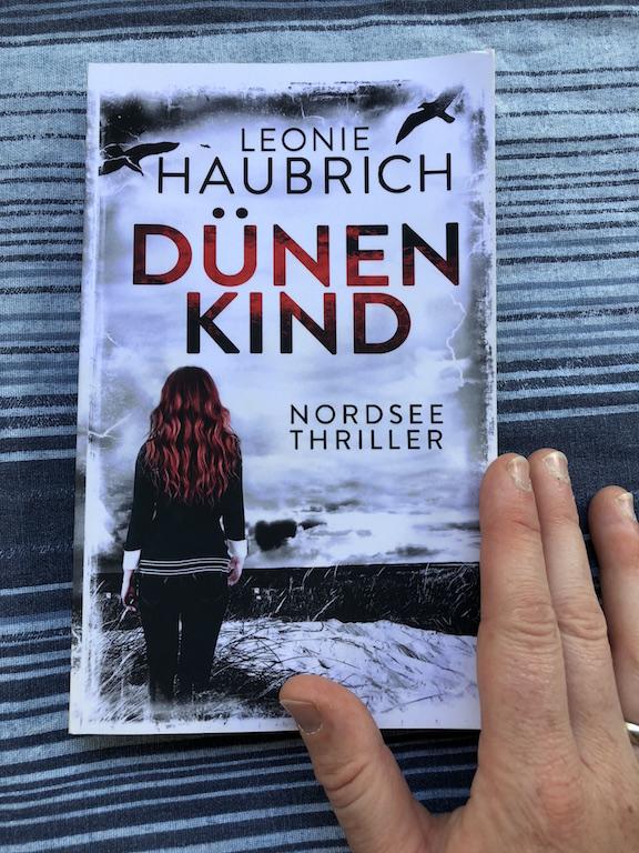 Dünenkind von Leonie Haubrich Buch