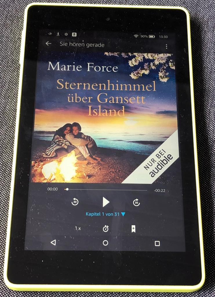 Hörbuch: Sternenhimmel über Gansett Island von Marie Force