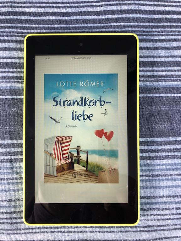 Strandkorbliebe von Lotte Römer eBook