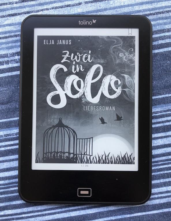 Zwei in Solo von Elja Janus Ebook