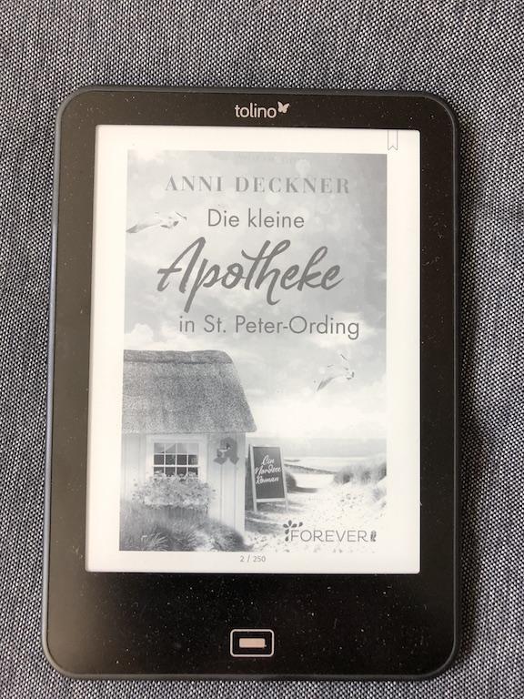 Die kleine Apotheke in SPO von Anni Deckner ebook