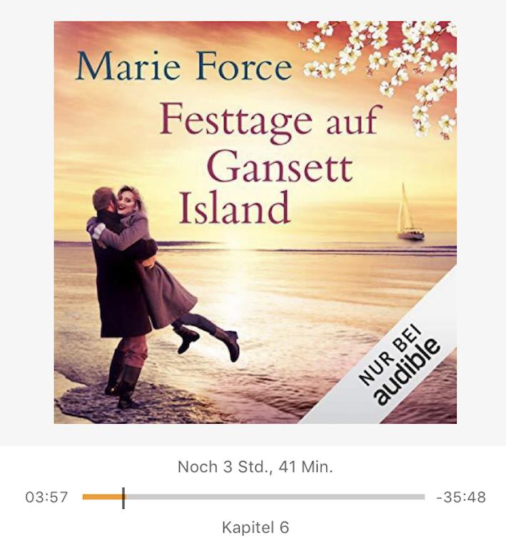 Rezension: Festtage auf Gansett Island von MarieForce