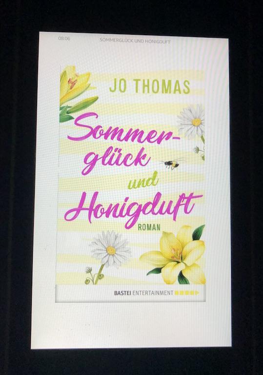 Sommerglück und Honigduft von Jo Thomas eBook