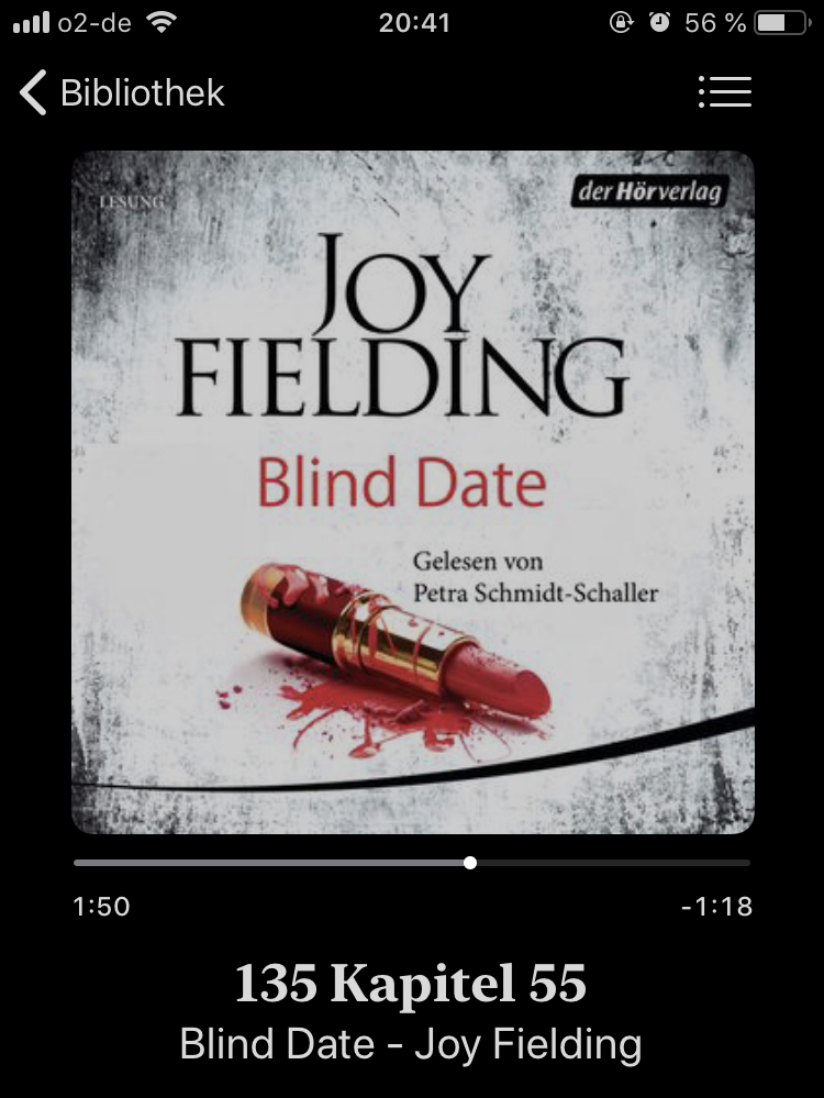 Rezension: Blind Date von Joy Fielding