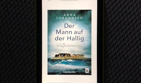 Der Mann auf der Hallig von Anna Johannsen eBook
