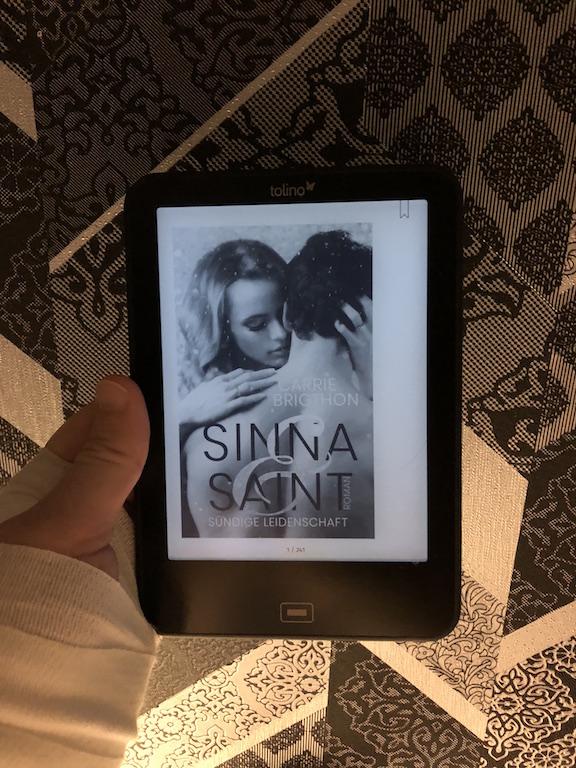 Sinna und Saint Sündige Leidenschaft von Carrie Brigthon eBook