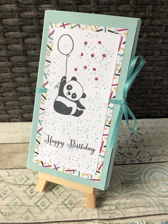 Tassenkuchen zum Geburtstag