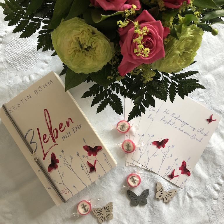 Rezension: 3 Leben mit Dir von KerstinBöhm