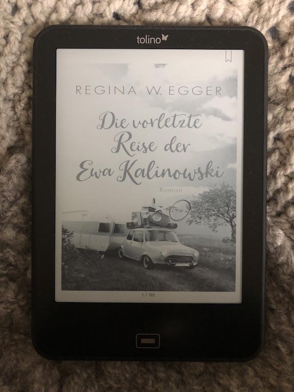 Die vorletzte Reise der Ewa Kalinowski von Regina W Egger ebook