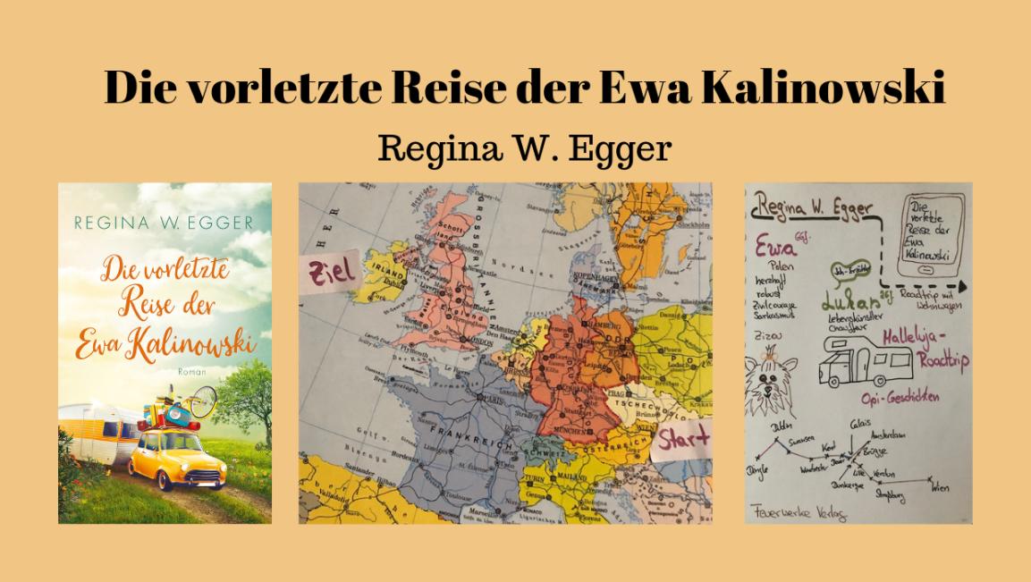 Rezension: Die vorletzte Reise der Ewa Kalinowski von Regina W.Egger