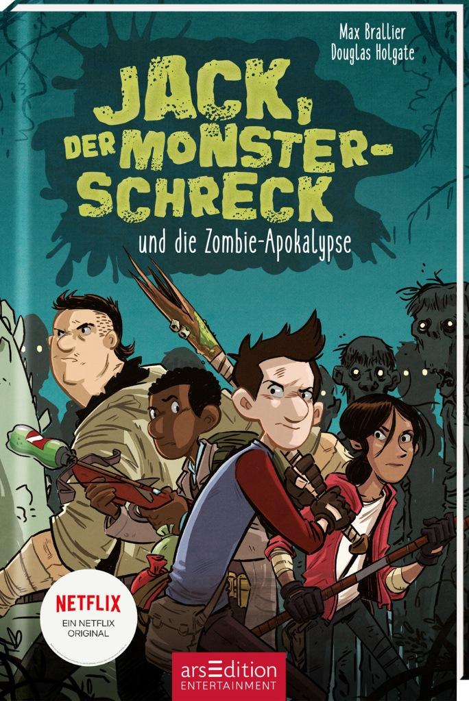 Jack der Monsterschreck Buch