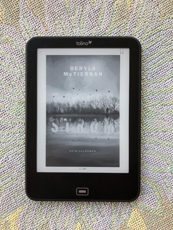 Todesstrom von Dercla McTiernan eBook