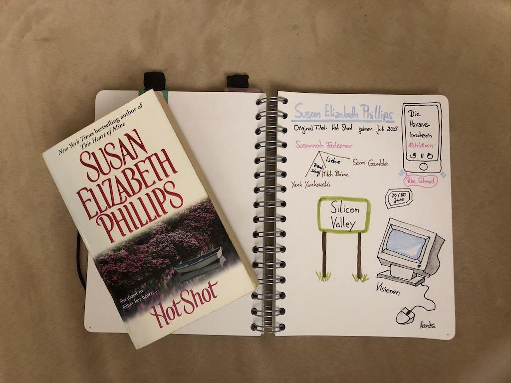 Rezension: Die Herzensbrecherin von Susan ElizabethPhillips