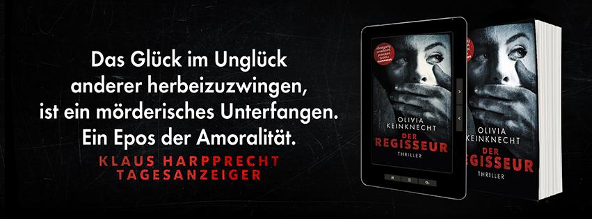 Rezension: Der Regisseur von OliviaKleinknecht